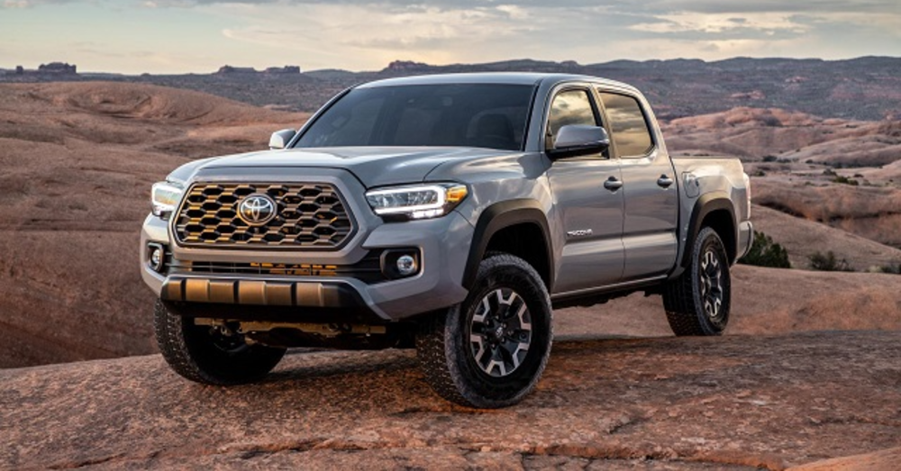 Let the Toyota Tacoma TRD Sport be the Right Truck for You