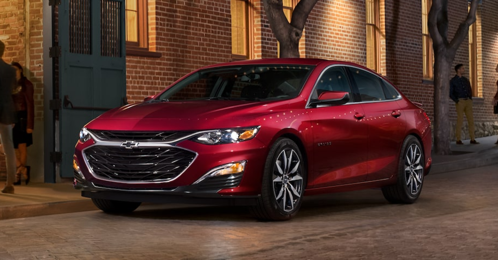 Car Seat Safety In Your Chevrolet Malibu