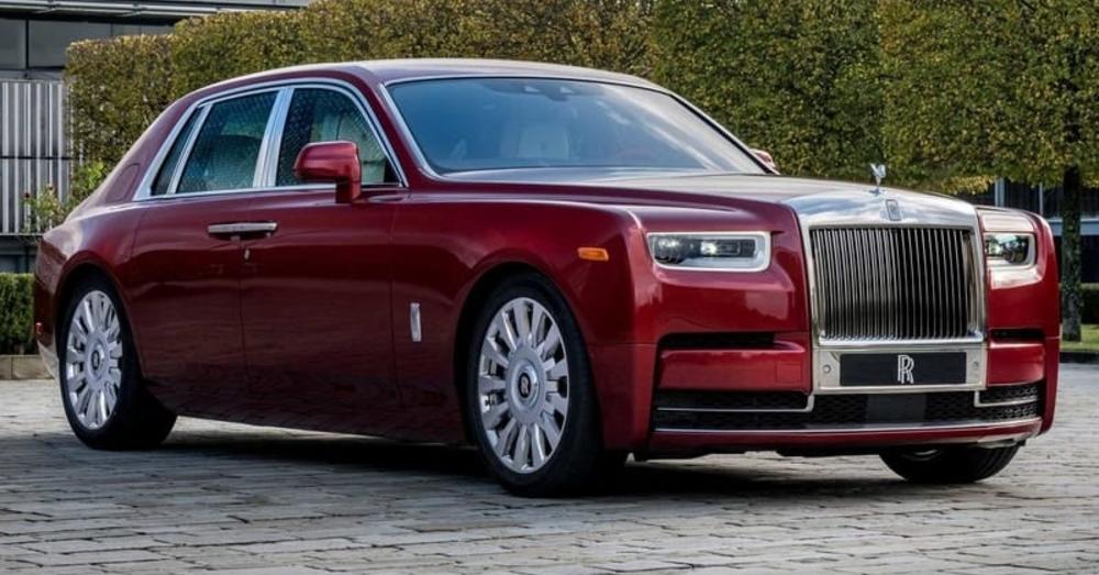 Dream Car Series: Rolls-Royce Phantom