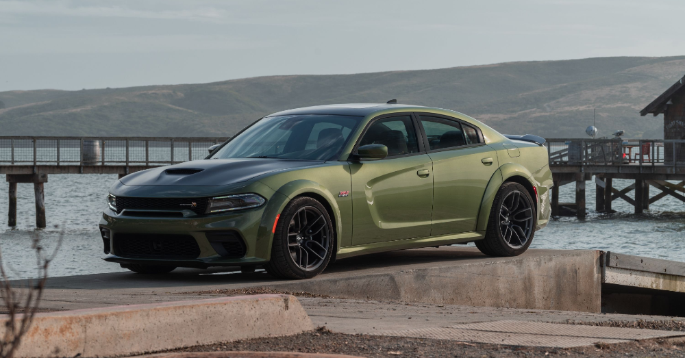 Bring Excitement to the Road in the Dodge Charger GT