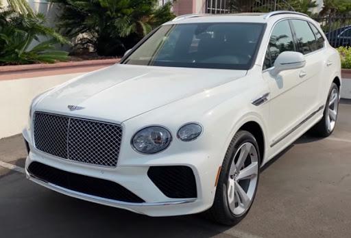 Dream Car Series: Bentley Bentayga
