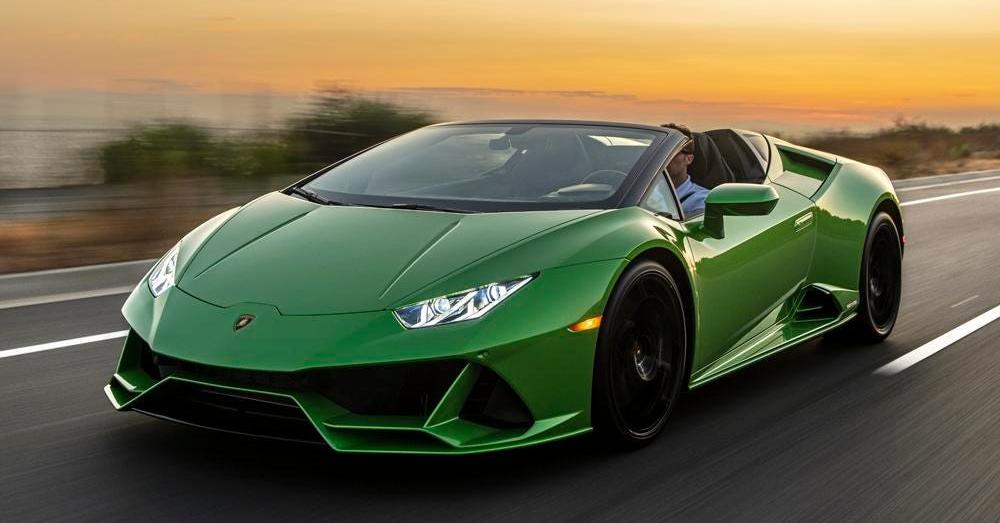 Dream Car Series: Lamborghini Huracan