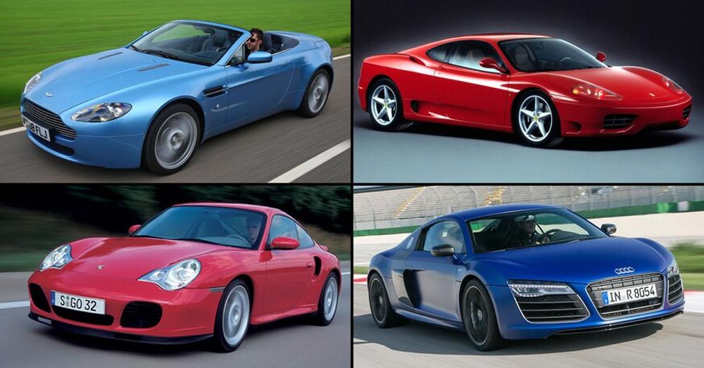 Dream Car Series: 5 Used Supercars Under 100K