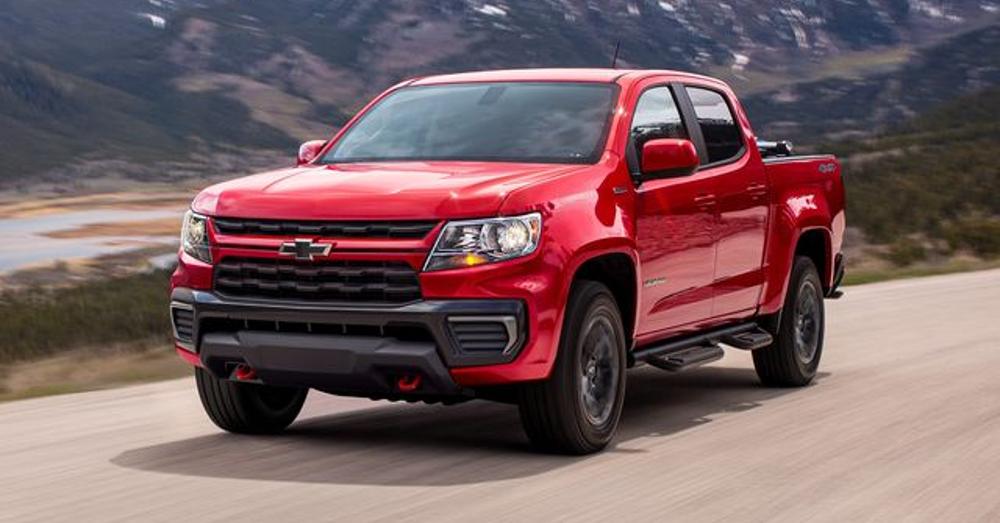 2022 Chevrolet Colorado: Still the Top Choice